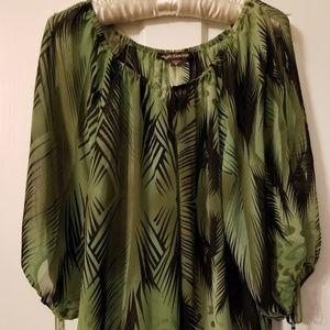 Sienna Rose blouse